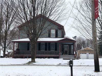 Madison Single Family Home A-Active: 7313 State Route 20