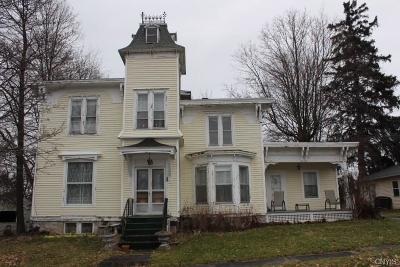 Cayuga County Single Family Home A-Active: 13 Seminary Street
