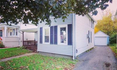 North Tonawanda Single Family Home A-Active: 207 Schenck Street