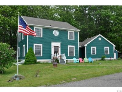 Single Family Home A-Active: 186 Old Stage Road