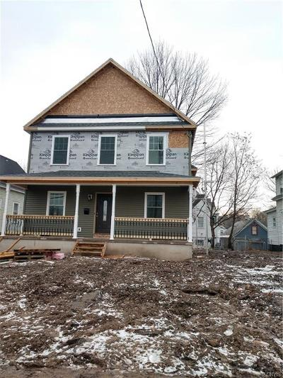 Syracuse Single Family Home U-Under Contract: 707 First North Street