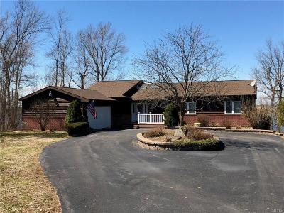 Single Family Home A-Active: 62 Loafers Bluff Drive