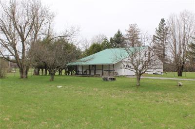 Single Family Home A-Active: 452 Garrison Road