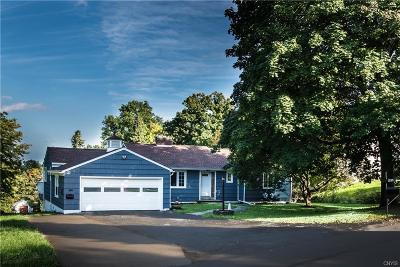 Syracuse Single Family Home A-Active: 4638 Broad Road
