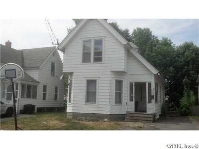 Syracuse Single Family Home A-Active: 108 Morgan Avenue
