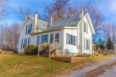 Jefferson County, Lewis County Single Family Home A-Active: 13408 County Route 123