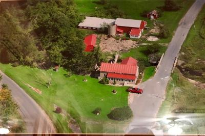 Jefferson County, Lewis County Single Family Home A-Active: 29487 Ansted Road
