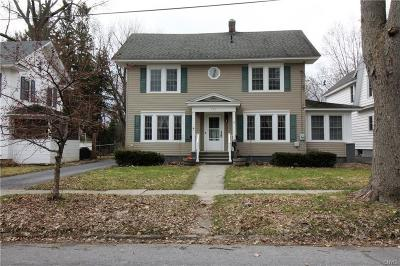 Watertown Single Family Home A-Active: 732 Ball Avenue
