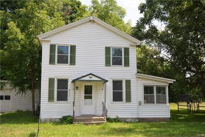 Lowville Single Family Home A-Active: 4820 West W. Martinsburg Road