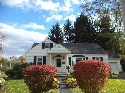 Syracuse Single Family Home A-Active: 400 Wynthrop Road