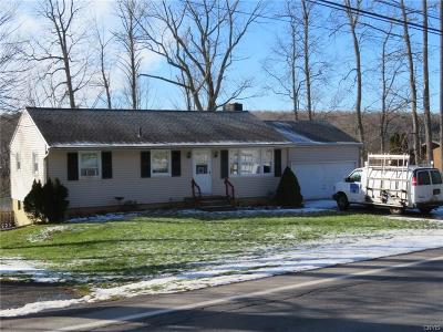Single Family Home A-Active: 3443 County Route 57 Road