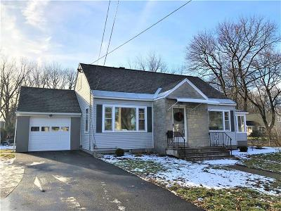 Utica Single Family Home A-Active: 103 Hopson Street