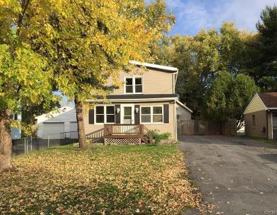 Syracuse Single Family Home A-Active: 428 Garden City Drive