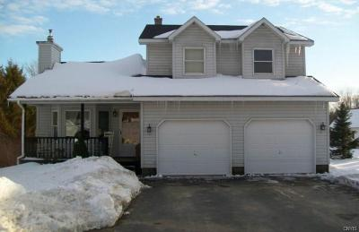 Oneida County Single Family Home A-Active: 11 Emmons Circle