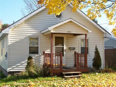 Oswego-City Single Family Home For Sale: 285 Walnut Street