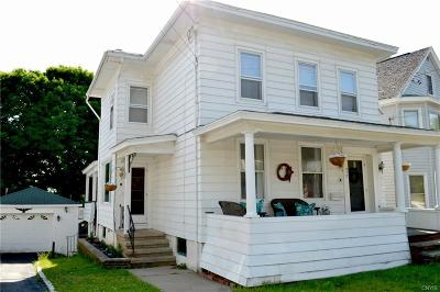 Single Family Home Sold: 212 Syracuse Avenue