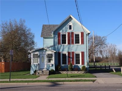 Jefferson County Single Family Home A-Active: 825 Coffeen Street