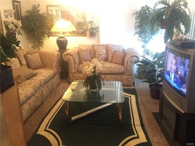 Syracuse Single Family Home A-Active: 209 Belle Avenue