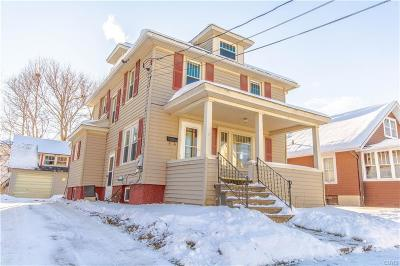 Watertown-City Single Family Home For Sale: 136 Charles Street