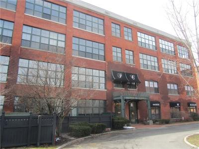 Syracuse Condo/Townhouse A-Active: 526 Plum Street #401