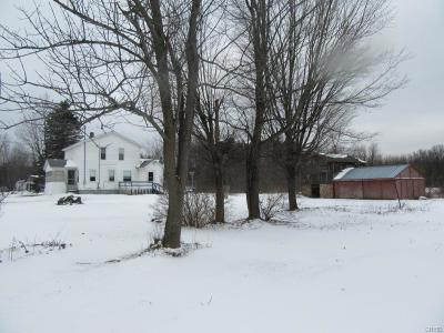 Hannibal Single Family Home A-Active: 1098 County Route 3