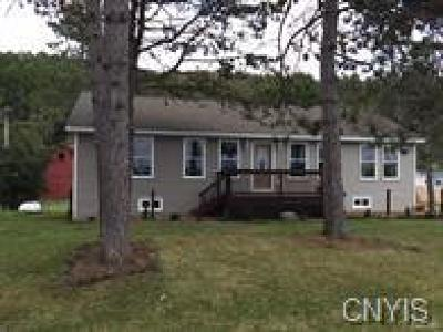 Hamilton Single Family Home A-Active: 1608 Route 12