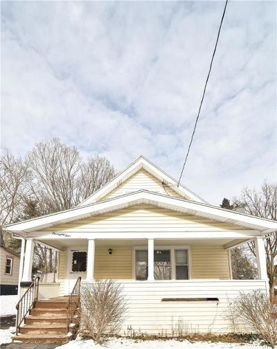 Syracuse Single Family Home A-Active: 184 Valley View Drive