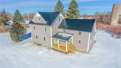Adams Single Family Home A-Active: 10891 State Route 178
