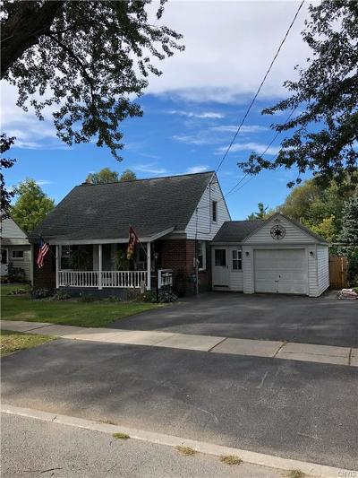 Jefferson County, Lewis County Single Family Home A-Active: 302 Knowlton Avenue