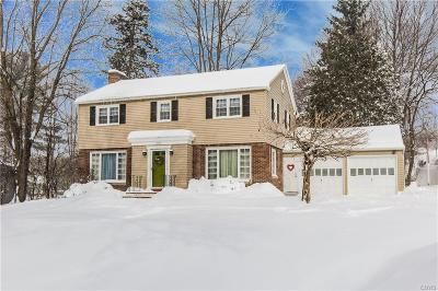 Syracuse Single Family Home A-Active: 101 Woodside Drive