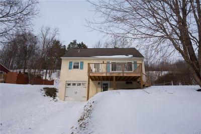 Syracuse Single Family Home A-Active: 3653 Warners Road