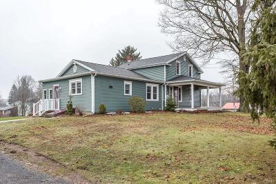 Single Family Home A-Active: 3244 Depot Road