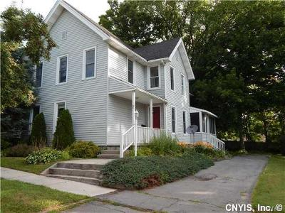 Single Family Home For Sale: 2 Madison Street