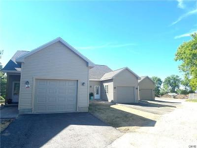 Jefferson County Condo/Townhouse A-Active: 116 Island View Dr