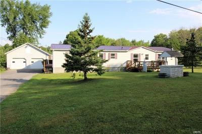 Jefferson County, Lewis County Single Family Home A-Active: 36459 Pulpit Rock Road