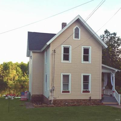 Antwerp NY Single Family Home A-Active: $149,900