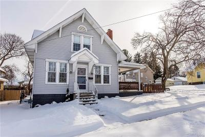 Utica Single Family Home U-Under Contract: 1619 Clementian Street