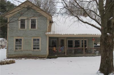 Westernville Single Family Home A-Active: 9240 Main Street