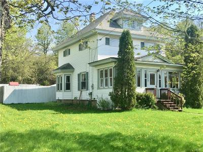 Clayton Single Family Home For Sale: 32406 County Route 179