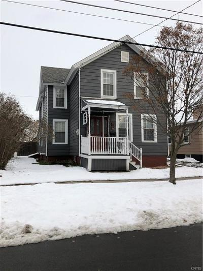 St Lawrence County Single Family Home A-Active: 720 Elizabeth Street
