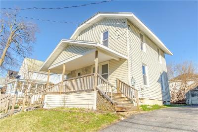 Watertown-city Single Family Home For Sale: 429 S Hamilton Street