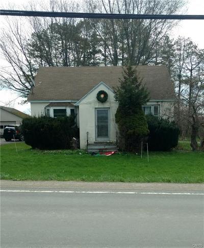 Utica Single Family Home A-Active: 294 Newport Road