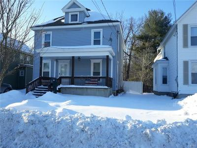 Rome Single Family Home U-Under Contract: 407 Expense