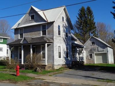 Lowville Single Family Home A-Active: 5275 Jefferson Street