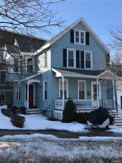 Single Family Home U-Under Contract: 94 East 5th Street