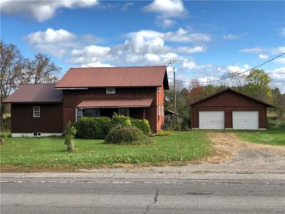 St Lawrence County Single Family Home A-Active: 5120 County Route 6