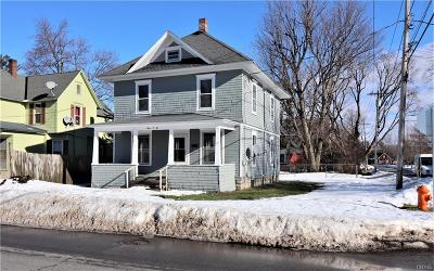 Watertown Single Family Home A-Active: 302 North Indiana Avenue