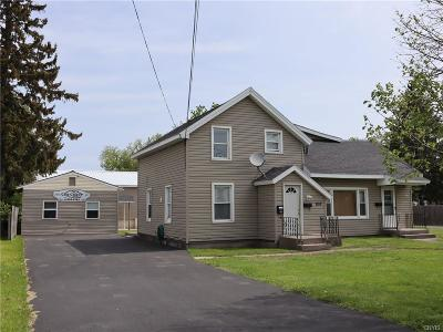Jefferson County, Lewis County, St Lawrence County Commercial A-Active: 816 Coffeen Street