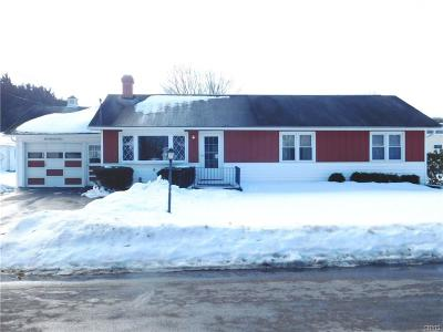 Oriskany Single Family Home C-Continue Show: 101 Husted Drive