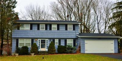 Syracuse Single Family Home A-Active: 109 Thomas Road